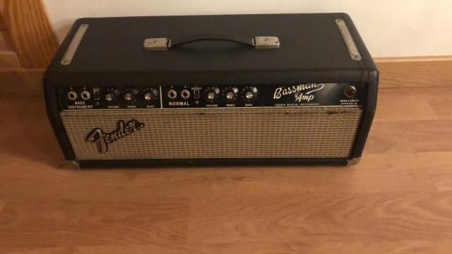 Fender Bassman 1966