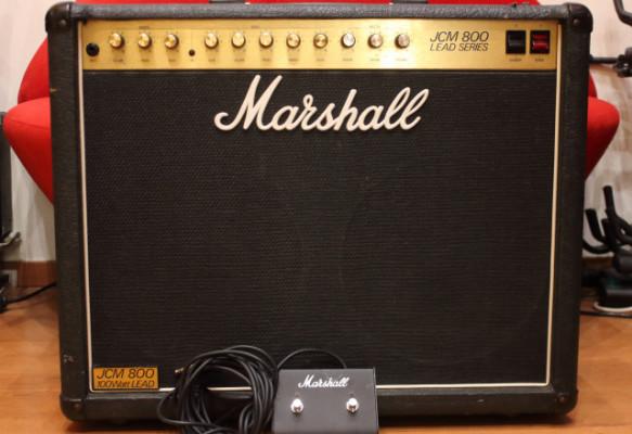 Marshall jcm800 212 4211 1987