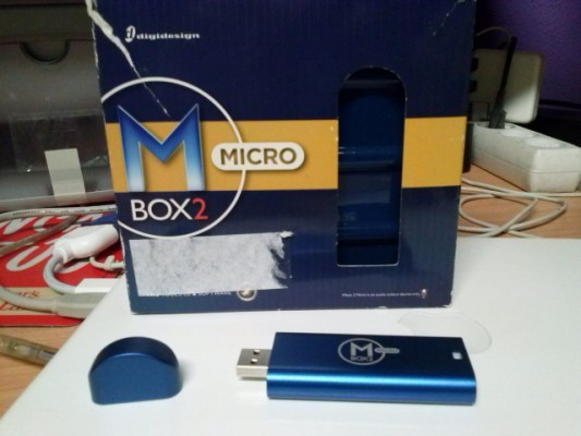Mbox 2 Micro