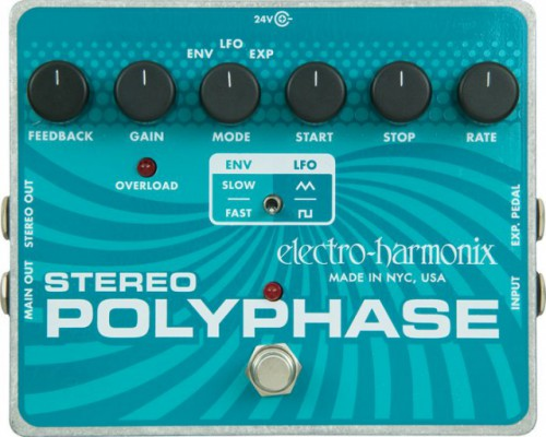 EHX STEREO POLYPHASE
