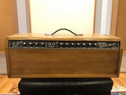 Mueble cabezal Fender Twin Reverb