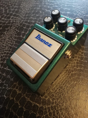 IBANEZ TS9 B - BAJO - MADE IN JAPAN
