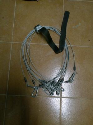 Cables de seguridad de acero