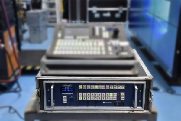 Escalador (Switch de vídeo) Analog Way Di-Ventix 1