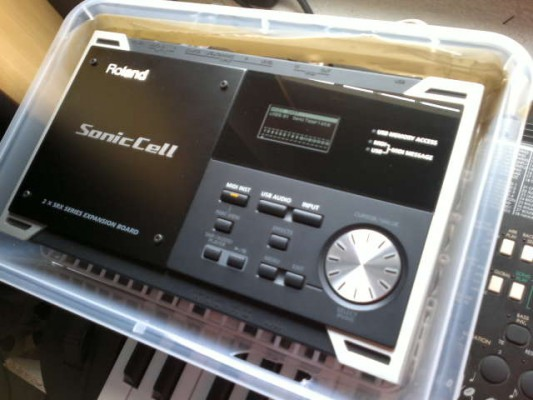 roland soniccell