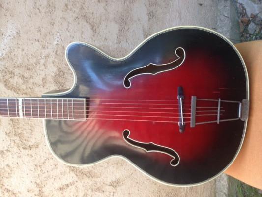 guitarra archtop