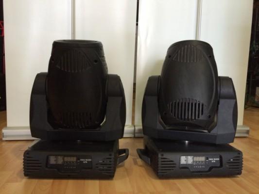 Cabezas Móviles SGM Idea Wash 575