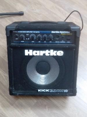 Ampli de bajo Hartke Kickback 10