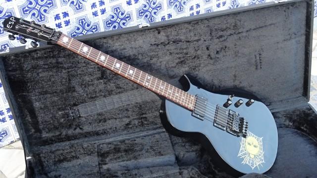 ESP KH3 Spider Kirk Hammett