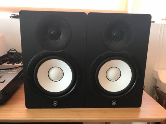 Yamaha HS7 Monitores Activos Par