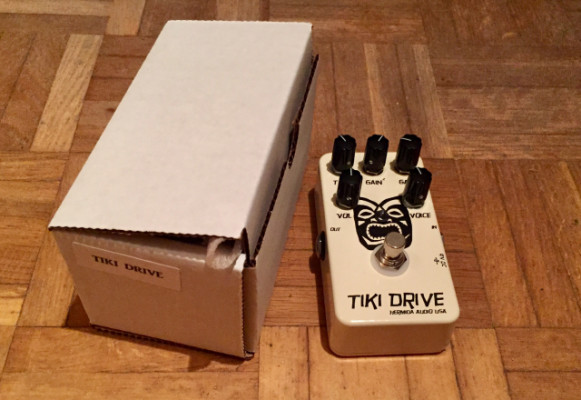 LOVEPEDAL Hermida Audio USA Tiki Drive