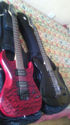 Vendo pack de guitarras