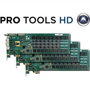 Pro tools HD3 pci-e(regalo ilok+hd8+plugs)