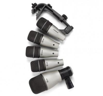 micrófonos para batería y accesorios