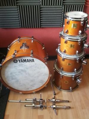 "YAMAHA Oak Custom 22"" (8"") 10"" 12"" 14"""