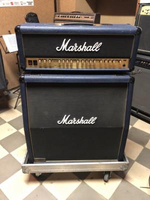 Marshall 6100 30th anniversary blue - Modelo Original EL34