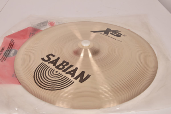 Sabian Xs20 First Pack.