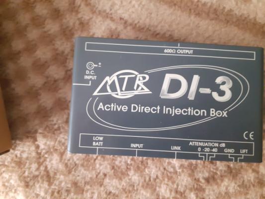 Caja de Inyeccion DI  MTR
