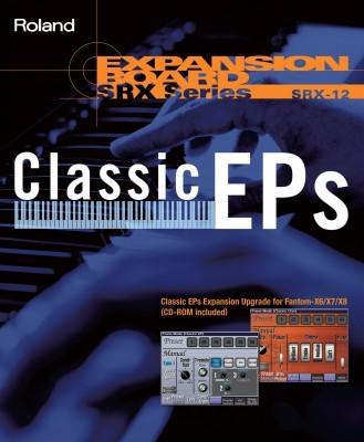 Tarjeta de Expansion Roland SRX 012