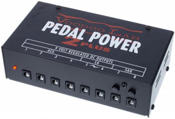 Voodoo Lab Pedal Power 2 Plus (envio incluido)