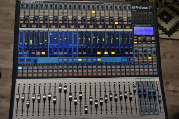 Presonus Studiolive 24.4.2
