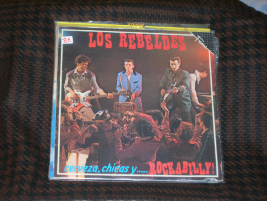 Rock & Roll-Los Rebeldes