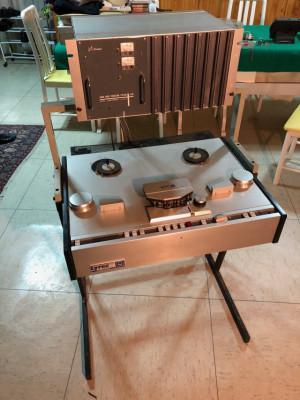 Lyrec P55 y Dolby A301