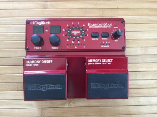 Digitech Harmonyman - Armonizador Inteligente