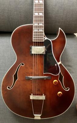 STANFORD (Maybach) FatBoy 75 (Gibson ES175)