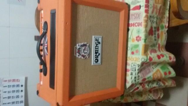combo orange rocker 30w