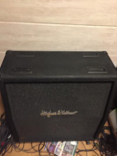 Hughes&Kettner 4x12 inclinada  Celestion Vintage 30