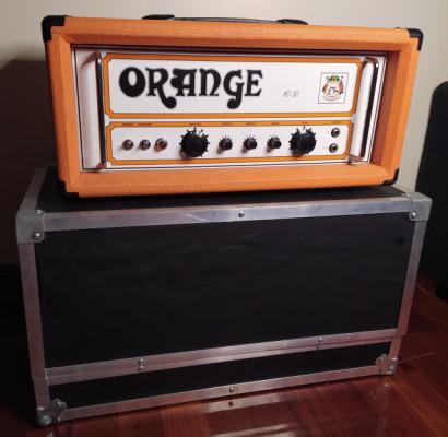 Orange AD30 Single Channel + Flightcase