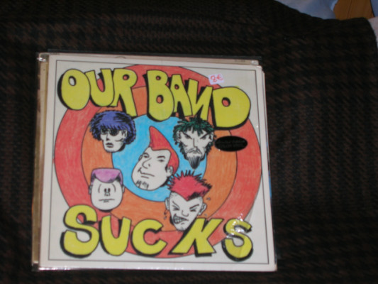 Rock & Roll-Our Band Sucks