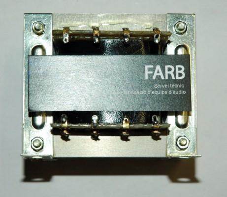 Transformadores para todo tipo de máquinas de audio.
