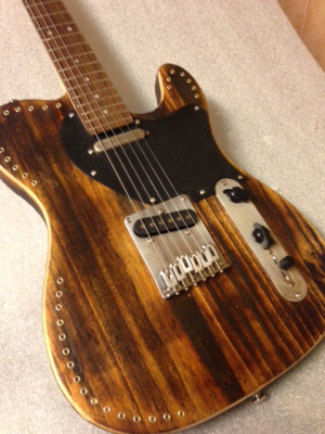 guitarra telecaster  , NO CAMBIO
