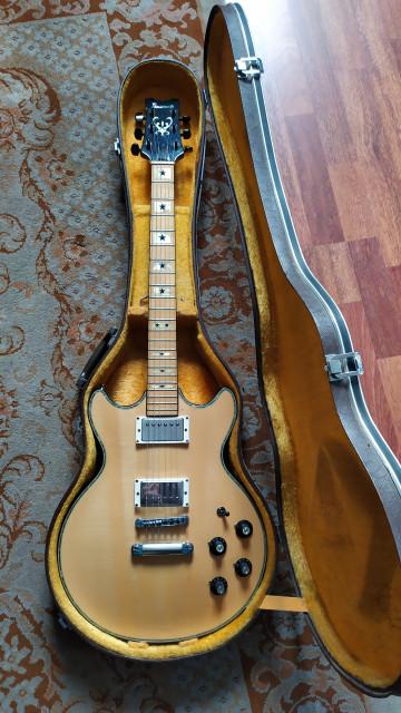 Guitarra Ibanez Artist 2613