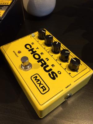 Stereo Chorus MXR M-134
