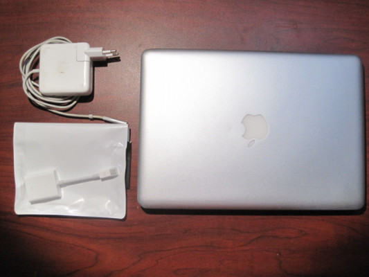 "Macbook Pro 13"" i7 de 2012 USB 3.0 y hasta 16Gb RAM"