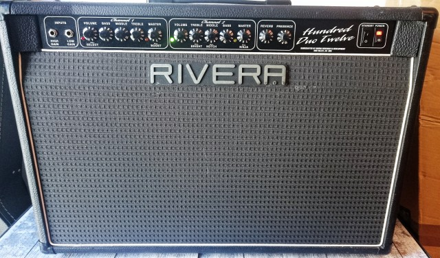 RIVERA HUNDRED DUO TWELVE R100 212 COMBO