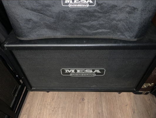 Pantalla Mesa Boogie 2x12