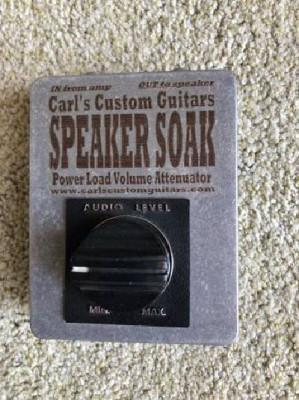 Atenuador Carl`s Custom 8ohm