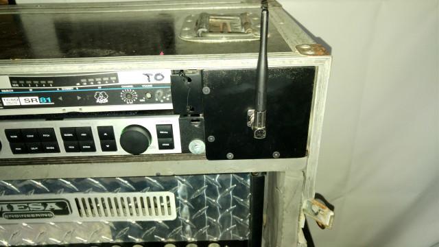 Inalambrico AKG SR81 UHF, alta gama
