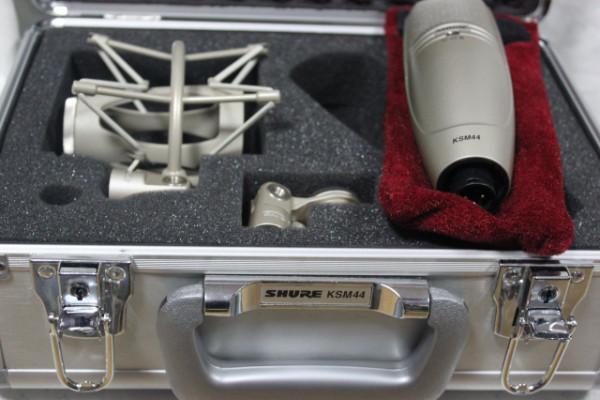 MICROFONO SHURE KSM-44