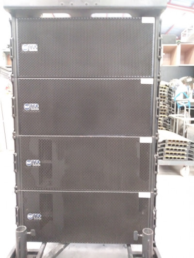EQUIPO LINE ARRAY RCF