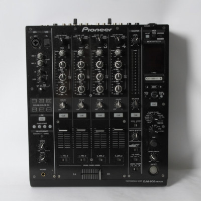 Mesa de mezclas PIONEER DJM 900 NEXUS de segunda mano E321254