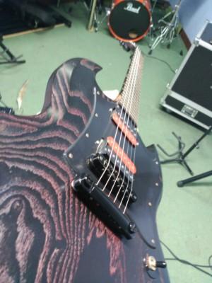 Vendo Gibson SG Voodoo