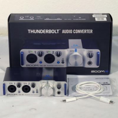ZOOM TAC-2R Thunderbol Audio Converter