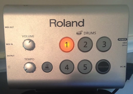 ROLAND HD-1 Modulo de sonido HD1 con metrónomo