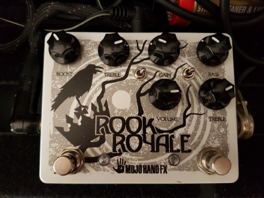 Lovepedal, BBE y Mojo Hand FX