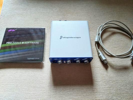 Mbox 2 Mini + Pro Tools 8 LE